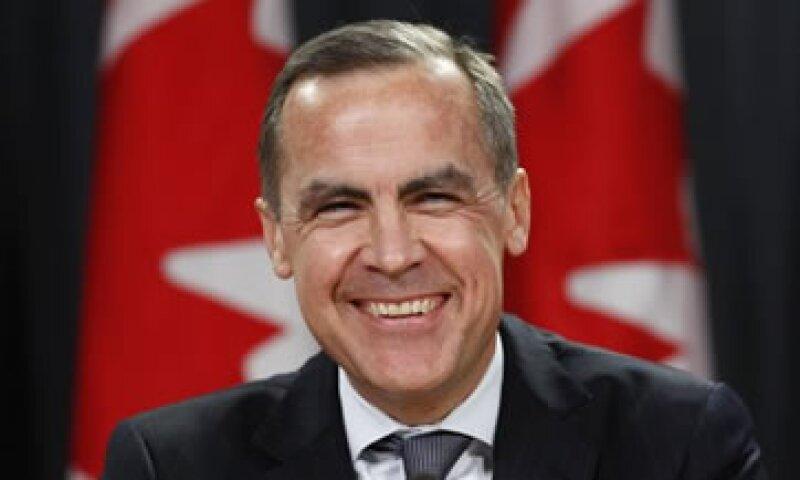 El responsable de las finanzas británicas, George Osborne, insistió en la visión fresca de Mark Carney.  (Foto: Reuters)