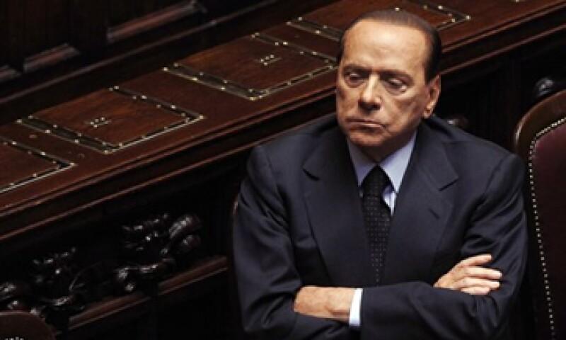 """Silvio Berlusconi declaró que la baja de calificación por parte de Moody's era """"esperada"""". (Foto: Reuters)"""