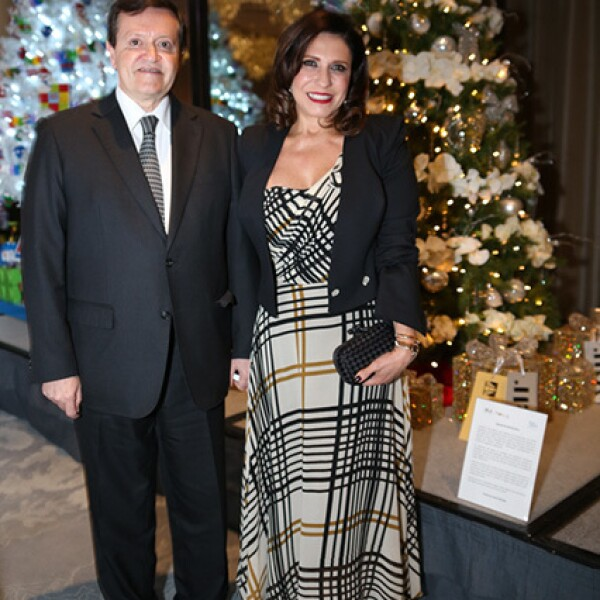 José María Zas y Maribe Lancioni