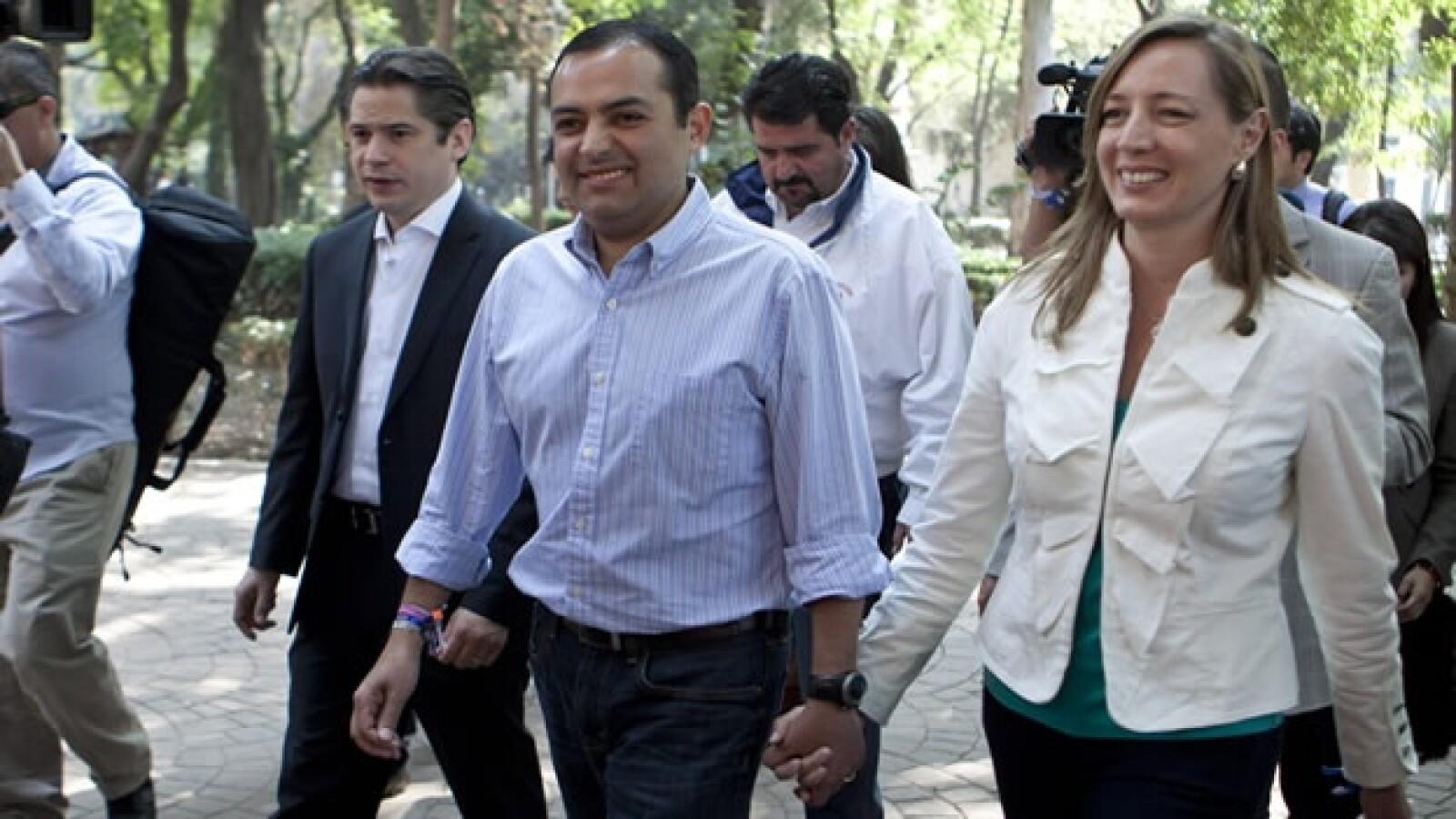 Ernesto Cordero voto elección