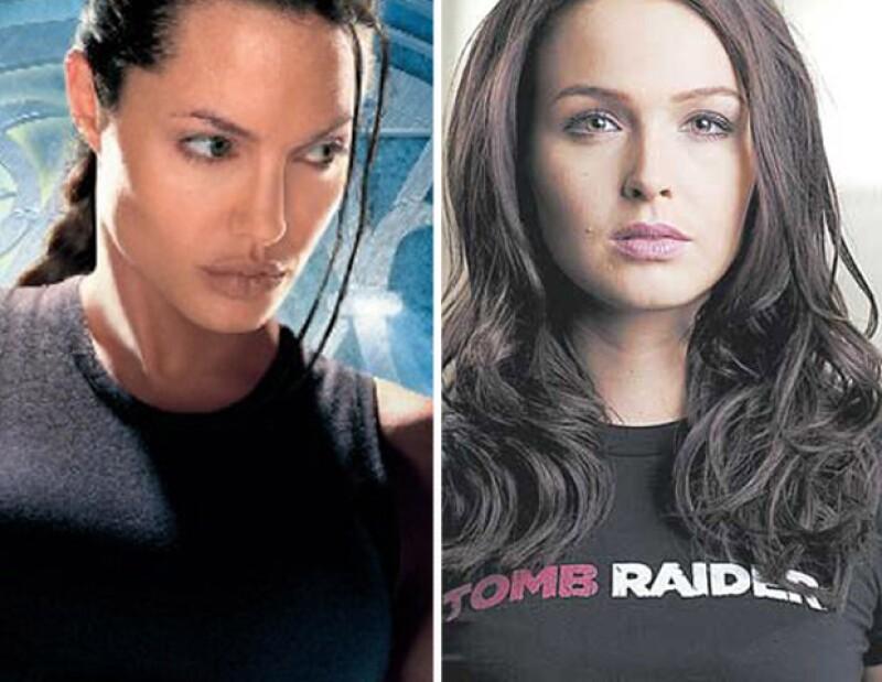 La actriz británica Camila Luddington será la nueva protagonista de la cinta 'Tomb Raider&#39.