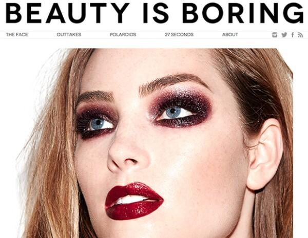 Beautyisboring.com