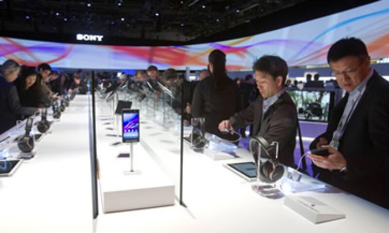 Sony dará más detalles sobre algunos productos en el Mobile World Congress de Barcelona. (Foto: Reuters)