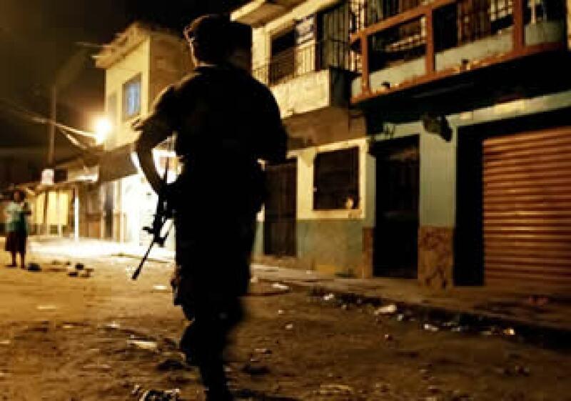 Honduras ha superado a El Salvador en cuanto a muertes violentas, se registran 77.5 por cada 100,000 habitantes. (Foto: AP)