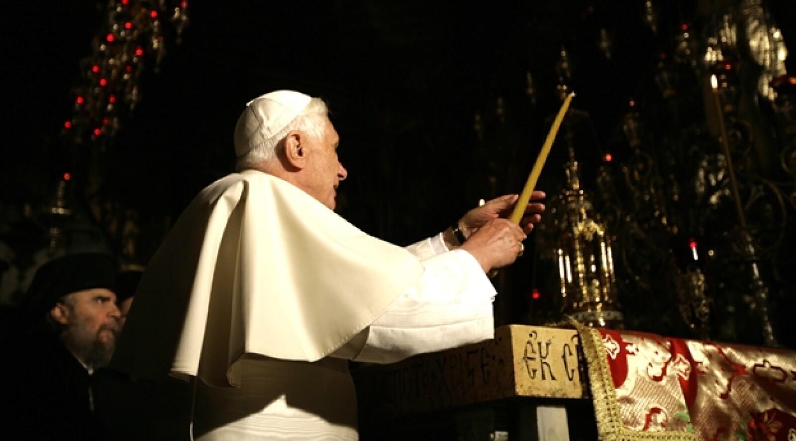 Benedicto XVI papado 22