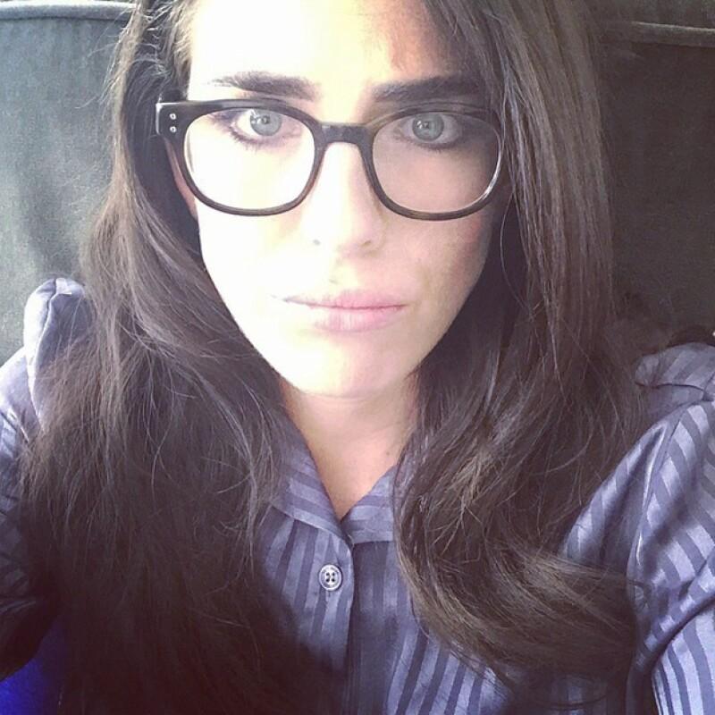 Karla Souza es una actriz muy activa en las redes sociales.