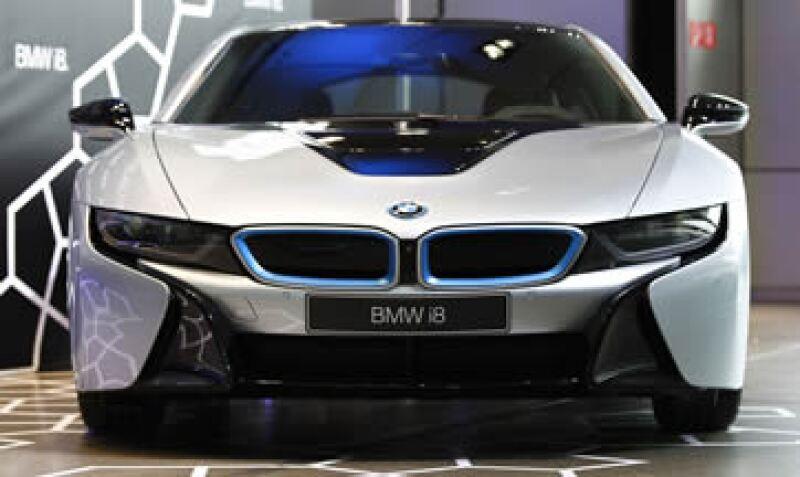BMW construirá su complejo en San Luis Potosí y empleará inicialmente a 1,500 personas. (Foto: Reuters)
