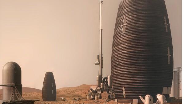 AI SpaceFactory Diseño casa