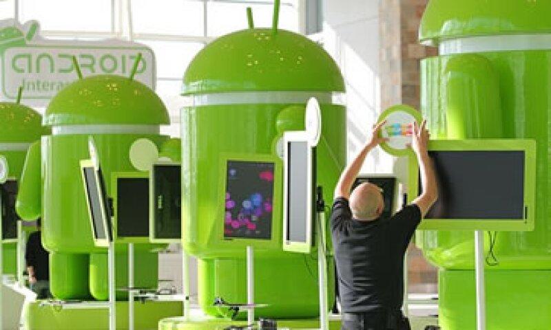 Oracle sostenía que el sistema operativo Android de Google violaba derechos de autor en posesión de la división de Oracle, Sun Microsystems, que creó el software Java. (Foto: tomada de Google)
