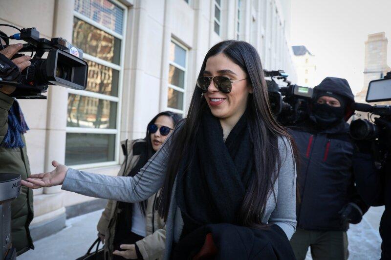 Emma Coronel Chapo Guzmán juicio