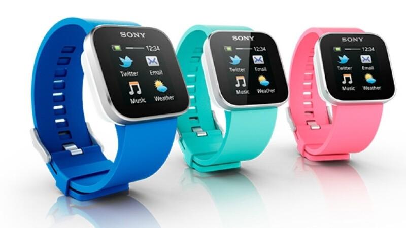 Sony SmartWatch, reloj, inteligente, portatil, accesorio, glasses