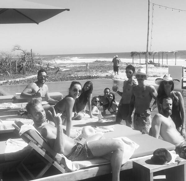 Un fin de semana con muchos amigos y familiares, sin duda la mejor boda.