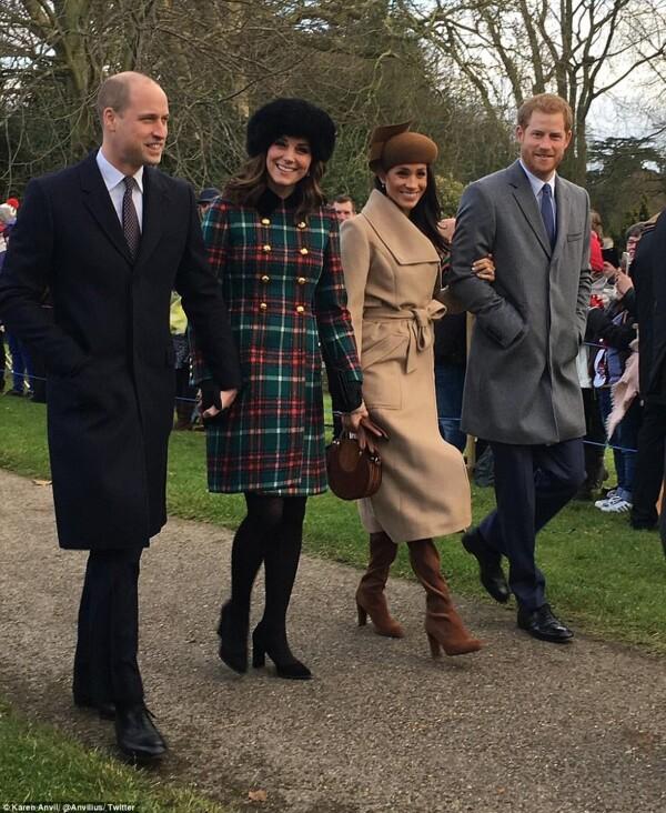 Royals británicos