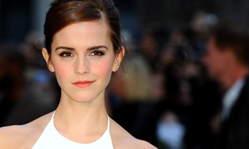 La supuesta publicación de fotos de Emma Watson ocurriría la madrugada del miércoles. (Foto: Getty Images)
