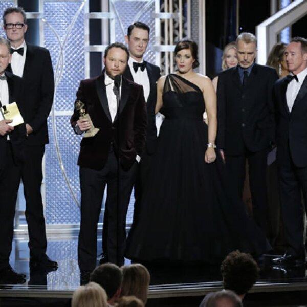 Fargo ganó Mejor Película de Televisión o Miniserie.