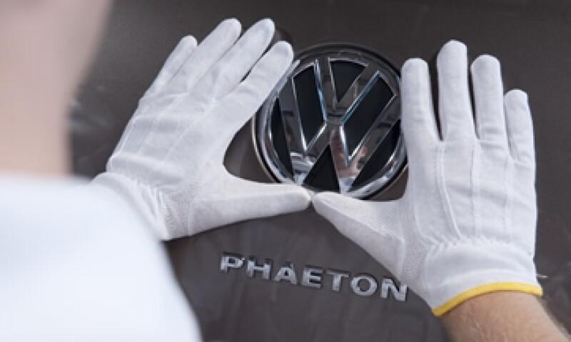 La unidad con mayor número de producción en la planta mexicana de Puebla fue el Nuevo Jetta con 215,094 vehículos. (Foto: AP)