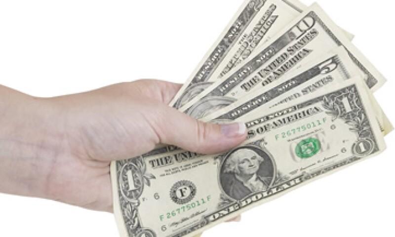 Banco Base prevé para este miércoles un tipo de cambio entre 13.07 y 13.22 pesos por dólar. (Foto: Thinkstock)
