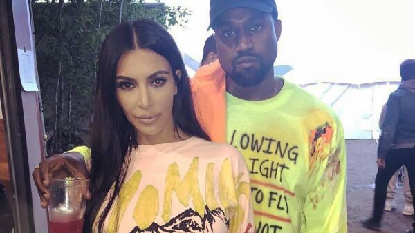 Kim Kardashian revela el olor de su marido, Kanye West