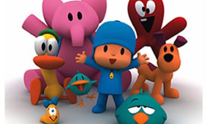 Pocoyó es una animación de origen español producida por Zinkia Entertainment. (Foto: Tomada de Zinkia)