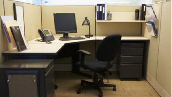 Tener una oficina limpia es parte de un buen ambiente de trabajo. (Foto: Thinkstock)