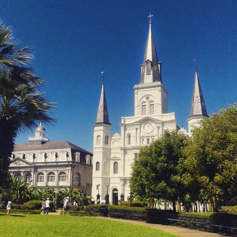 Escenario de asombrosas fusiones culinarias, musicales y culturales, Nueva Orleans es el destino predilecto de celebrities como Beyoncé y Solange Knowles, Brad Pitt y Angelina Jolie.