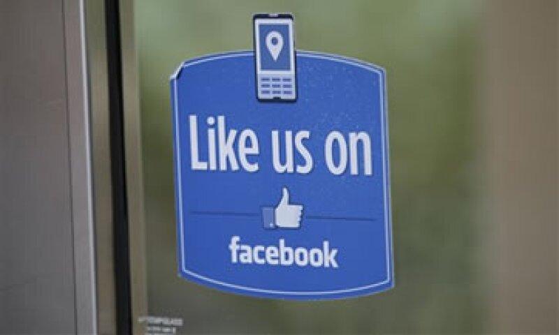 Amazon y Facebook declinaron comentar si hay conflictos de patentes gestándose entre ellos. (Foto: AP)
