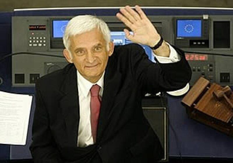 Jerzy Buzek será el presidente del Parlamento Europeo. (Foto: AP)