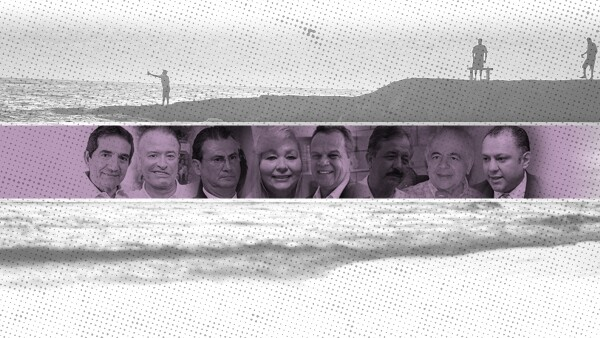 8 candidatos buscarán llegar a la gubernatura del estado en las elecciones del 5 de junio.