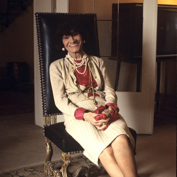 Coco Chanel - 1969