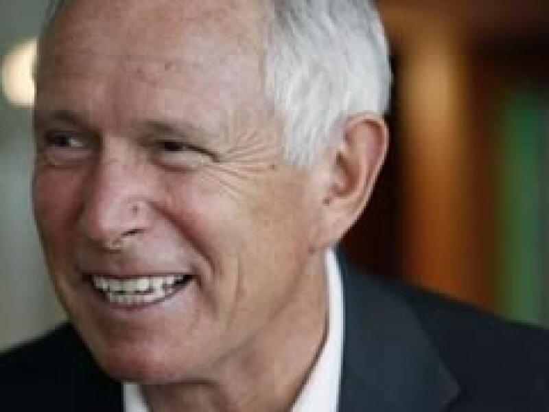 Rolf Eriksen, directivo de Hennes & Mauritz, ha sabido sacar adelante a la empresa a pesar de la recesión económica.  (Foto: AP )
