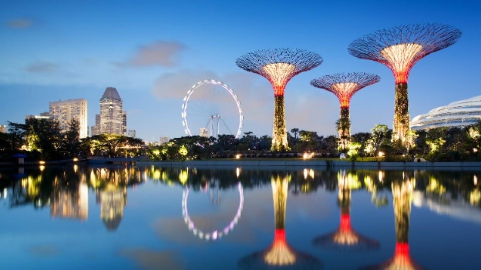 singapur super arboles