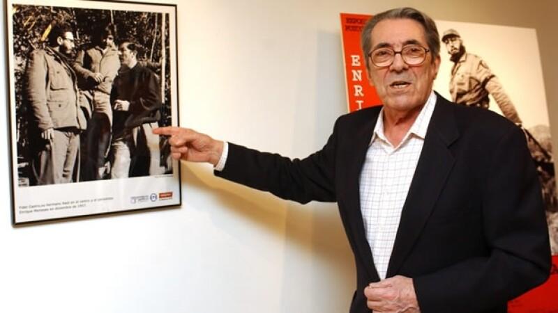 El fotoperiodista Enrique Meneses expone su obra