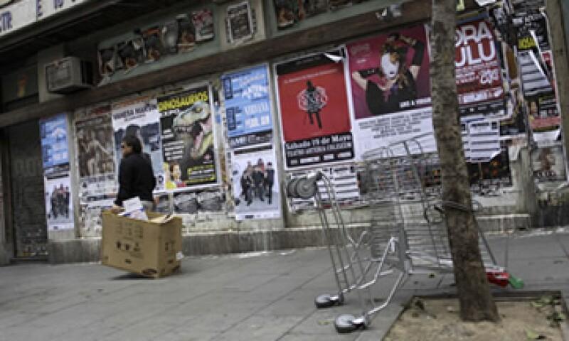 El Banco de España estima una caída del 1.5% de la economía doméstica. (Foto: AP)