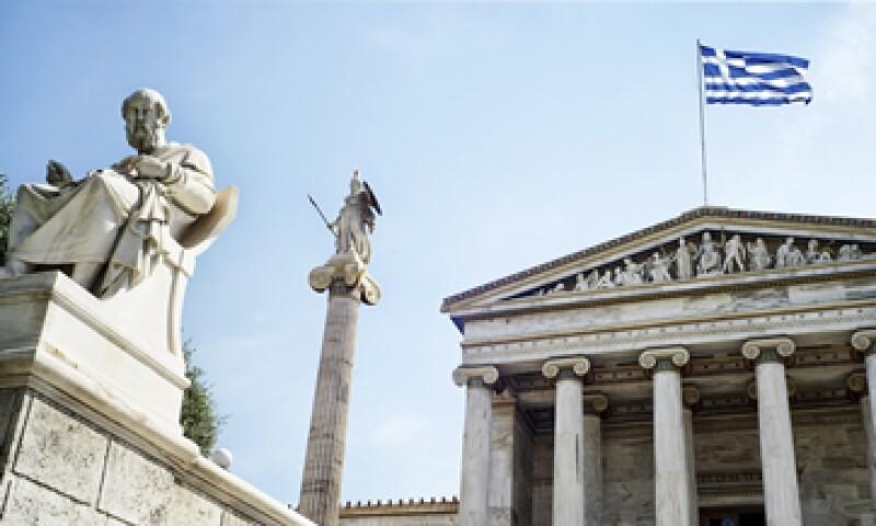 La economía griega ha caído 25% tras las medidas de auteridad de los últimos años. (Foto: Getty Images )