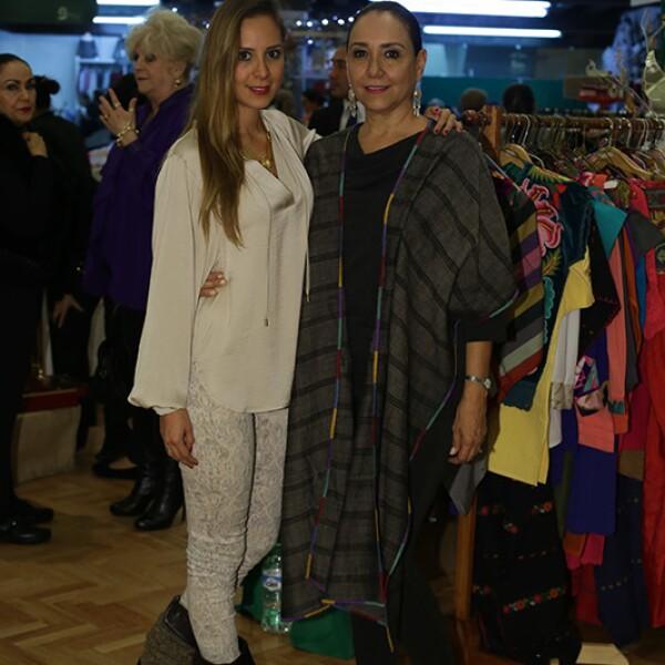 Ileana e Inés Rojas