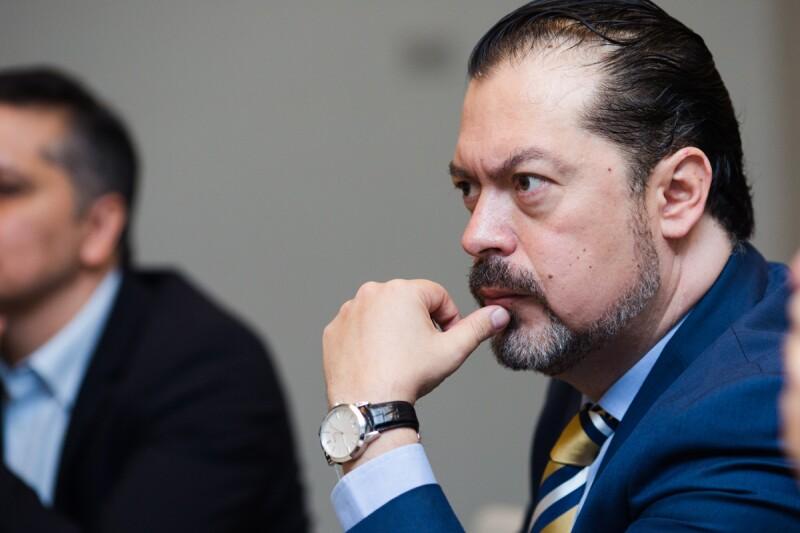 Jorge Alatorre, del CPC.