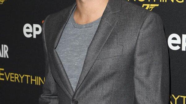 Chace Crawford, famoso por su papel en la serie `Gossip Girl´, tiene 27 años.