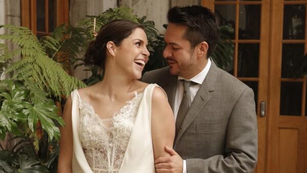 Boda Claudia Cándano y Karim González