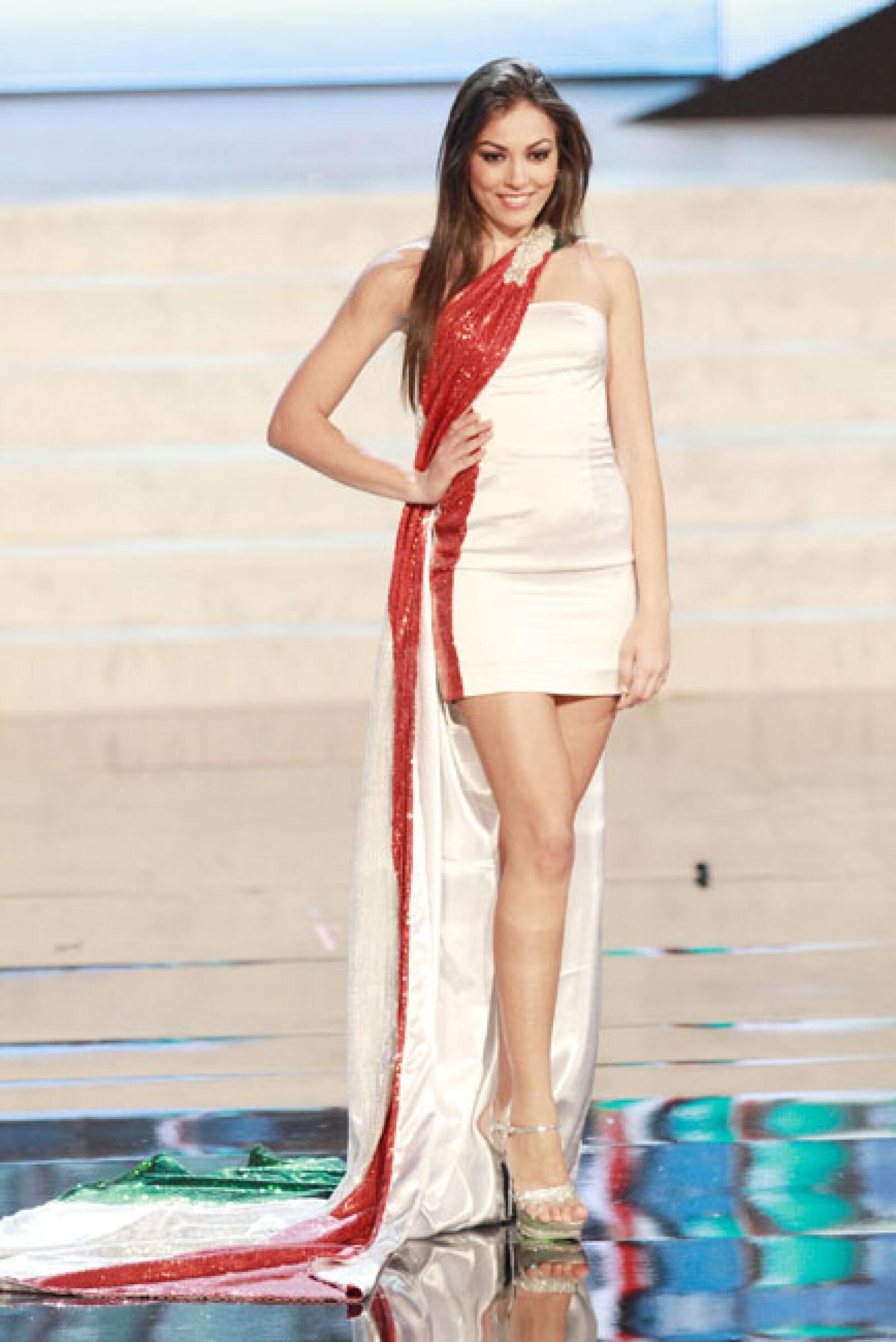 Miss Italia, Grazia Pinto.