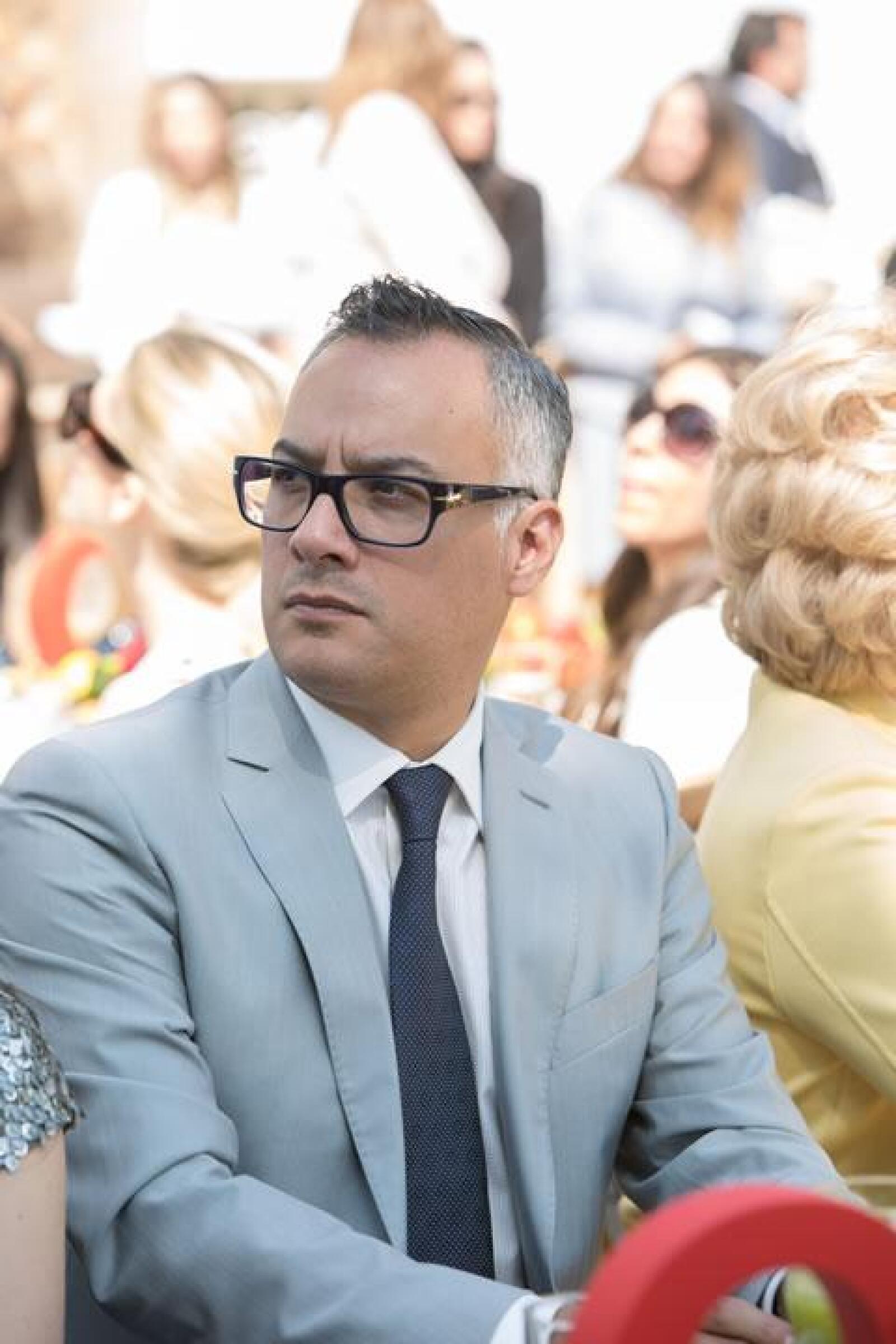 Gregorio Jiménez Castillo, director general de Swarovski México.