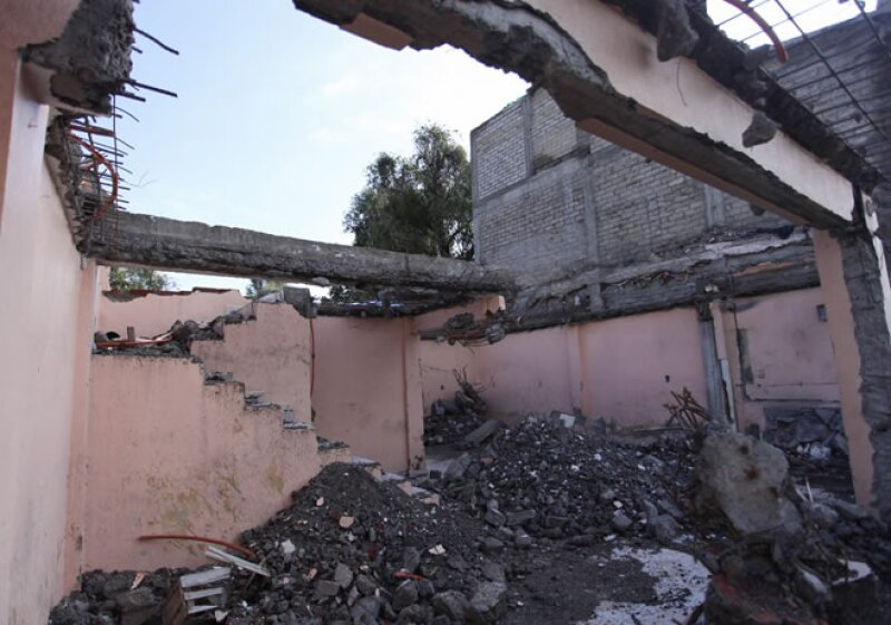 xochimilco sismo