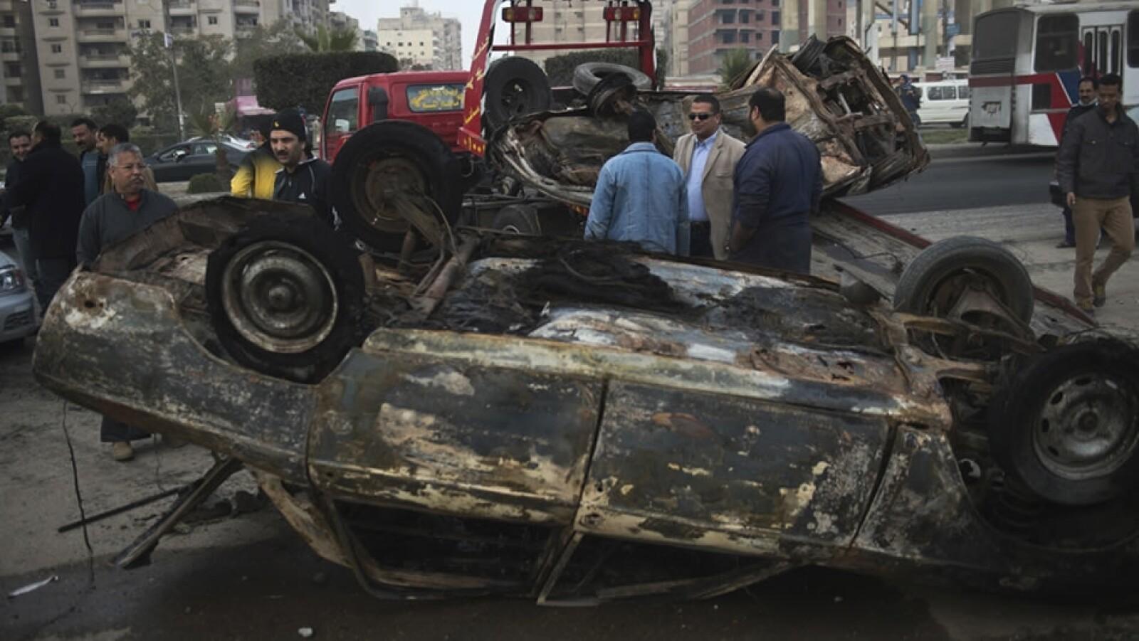 violencia Egipto referendum