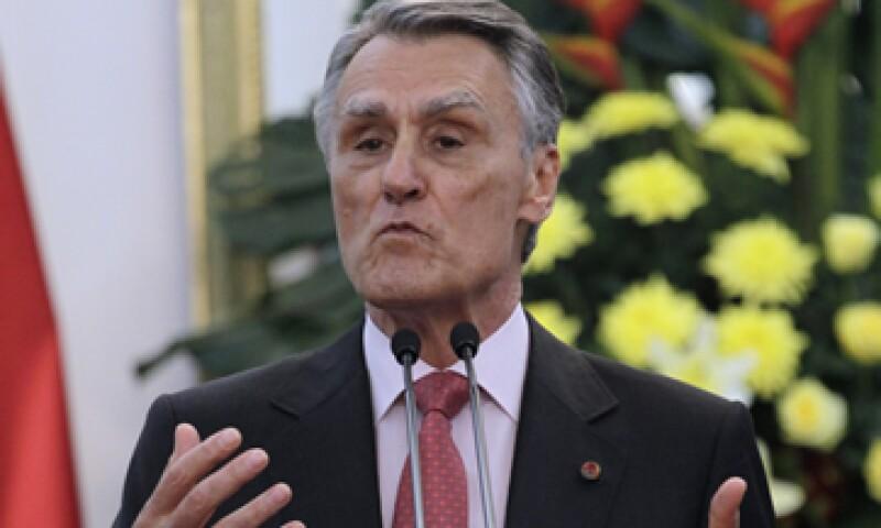 El presidente de Portugal, Aníbal Cavaco Silva. (Foto: AP)