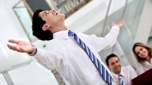 Para tener éxito en los negocios, es necesario levantarse justo después de caer.  (Foto: Photos to Go)