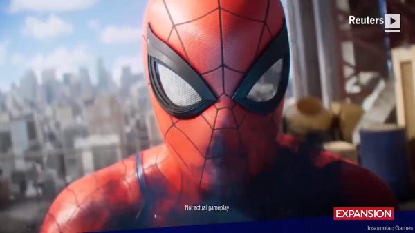 Spider-Man es el segundo juego más vendido de PS4 de 2018