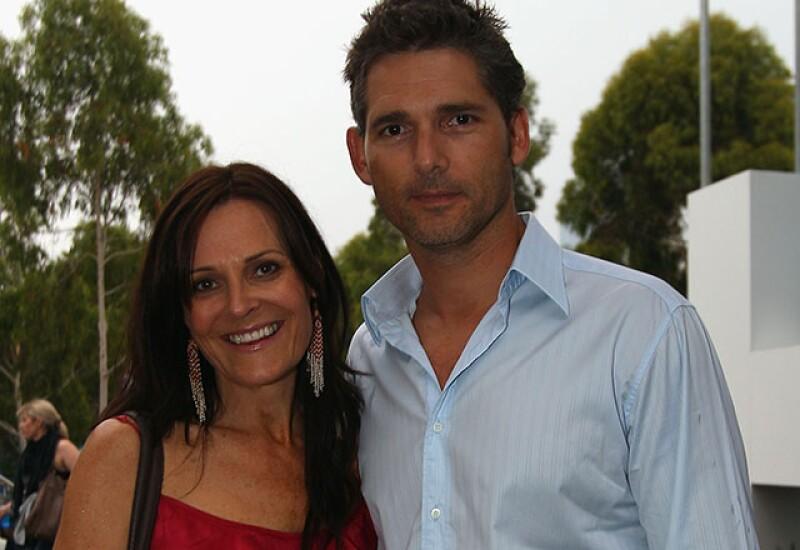 Rebecca Gleeson era la publicista del guapo Eric Bana y están casados desde 1997.