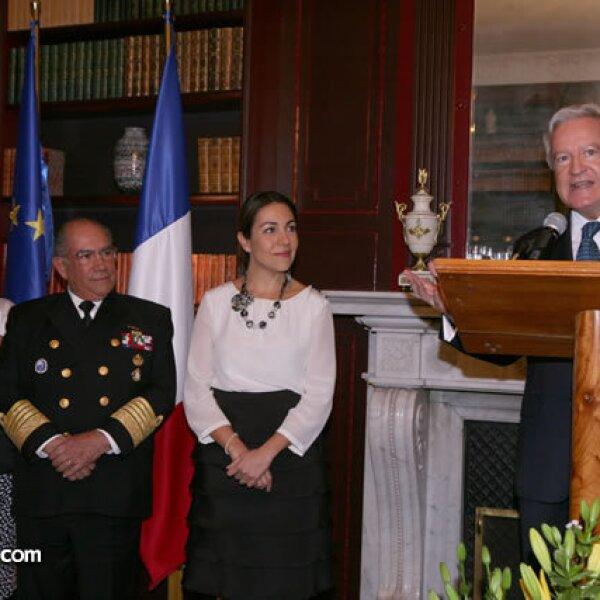 María del Carmen y Francisco Saynez,Cristina Pineda,Daniel Parfait