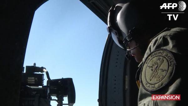 Así combate el Ejército mexicano el huachicoleo desde el aire
