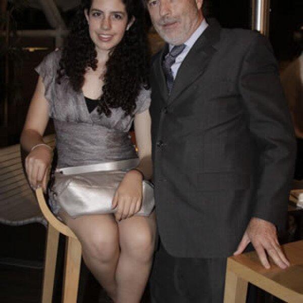 Ana Paula Zorrilla y Enrique Helguero
