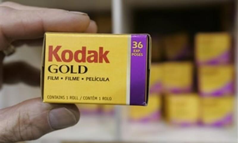 Las acciones de Kodak se cotizan por debajo de los 1.50 dólares. (Foto: AP)